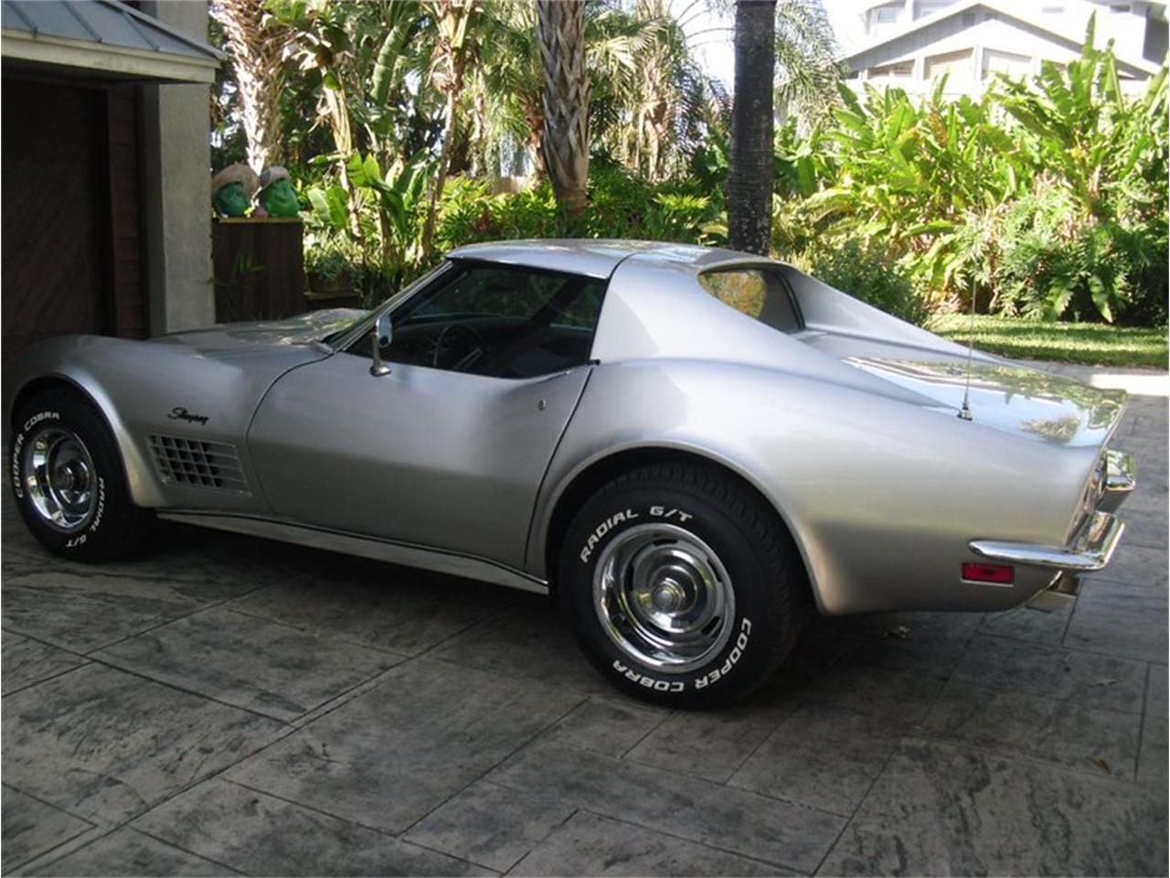 1971 Chevrolet Corvette (CC-1418543) for sale in Punta Gorda, Florida