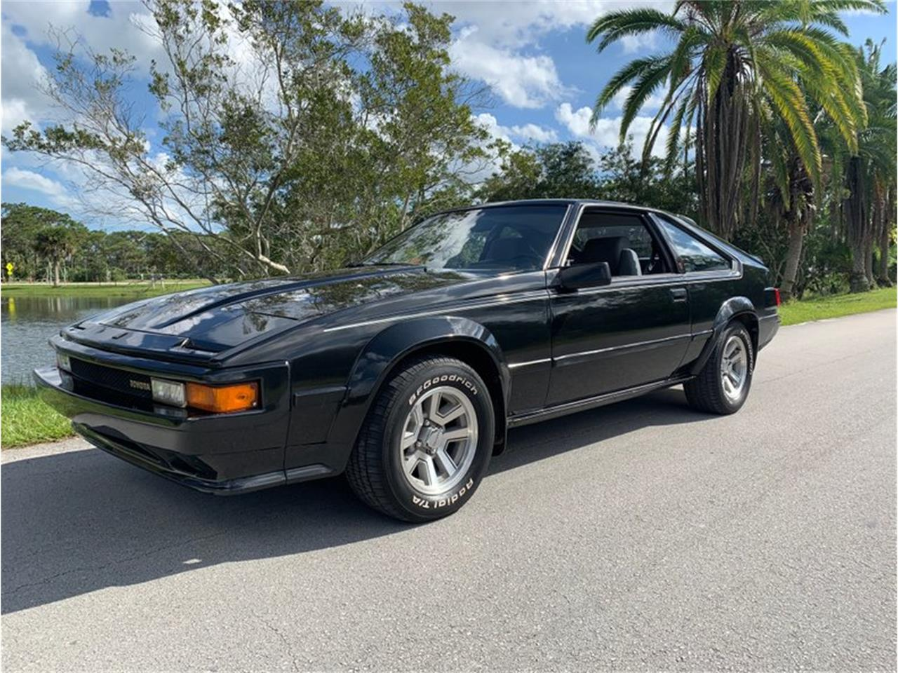 1985 Toyota Supra (CC-1418549) for sale in Punta Gorda, Florida