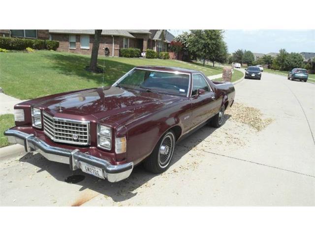 1979 Ford Ranchero (CC-1410855) for sale in Cadillac, Michigan