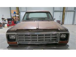 1981 Dodge D100 (CC-1418553) for sale in Cadillac, Michigan