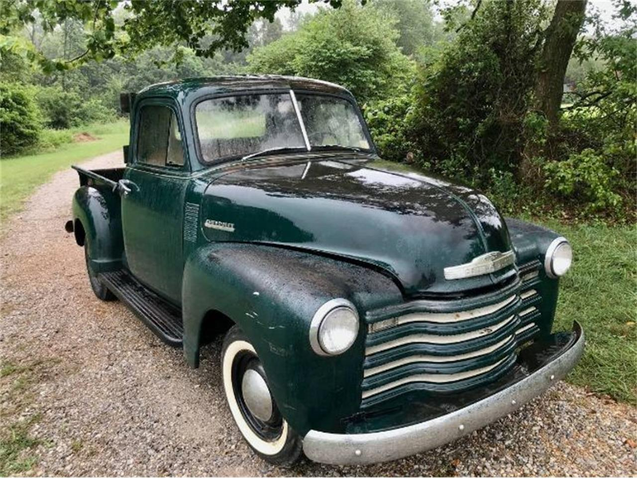 1951 Chevrolet Pickup (CC-1418557) for sale in Cadillac, Michigan