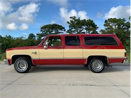 1986 Chevrolet Suburban (CC-1418560) for sale in Punta Gorda, Florida