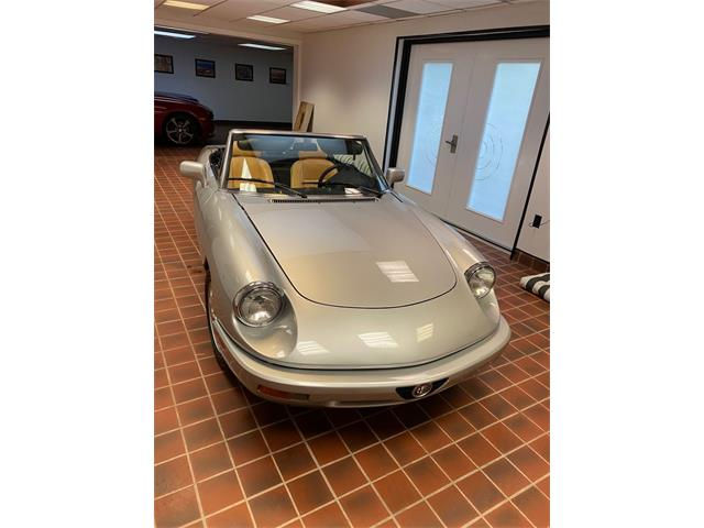 1992 Alfa Romeo Spider (CC-1418566) for sale in Punta Gorda, Florida