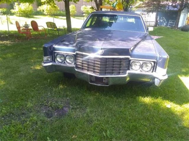 1969 Cadillac Fleetwood (CC-1410858) for sale in Cadillac, Michigan