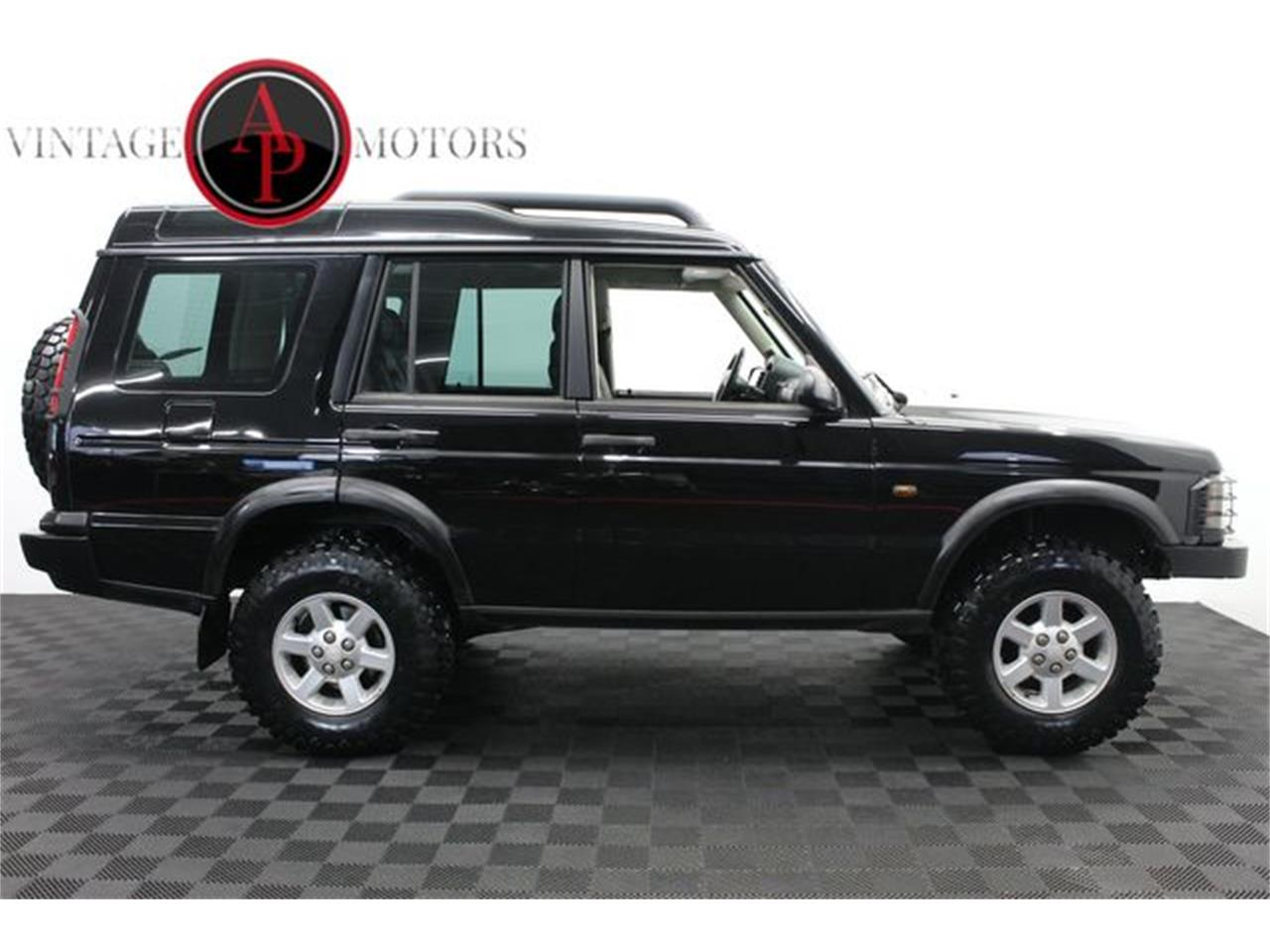 2004 Land Rover Discovery (CC-1418580) for sale in Statesville, North Carolina