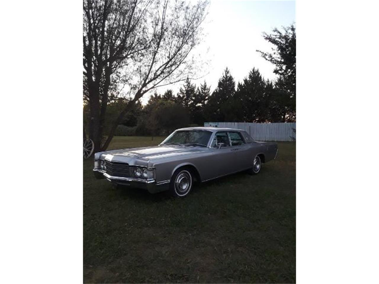 1969 Lincoln Continental (CC-1418584) for sale in Cadillac, Michigan