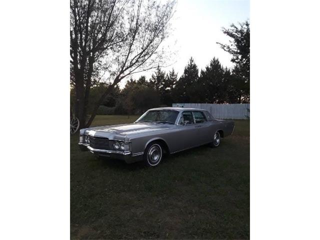 1969 Lincoln Continental (CC-1418584) for sale in Cadillac, Michigan