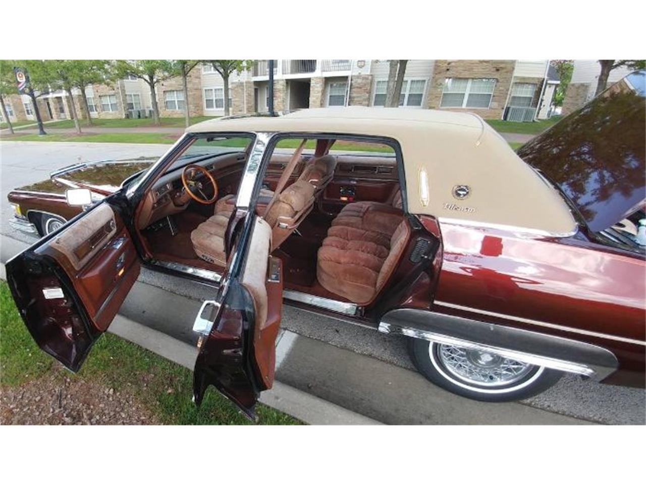 1975 Cadillac Fleetwood (CC-1418587) for sale in Cadillac, Michigan
