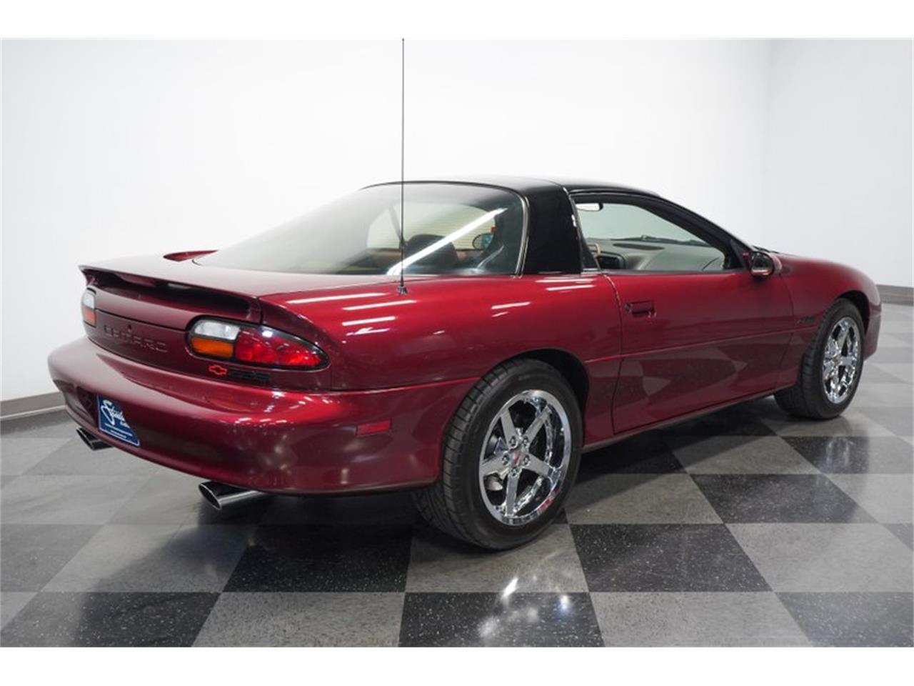2002 Chevrolet Camaro (CC-1410086) for sale in Mesa, Arizona