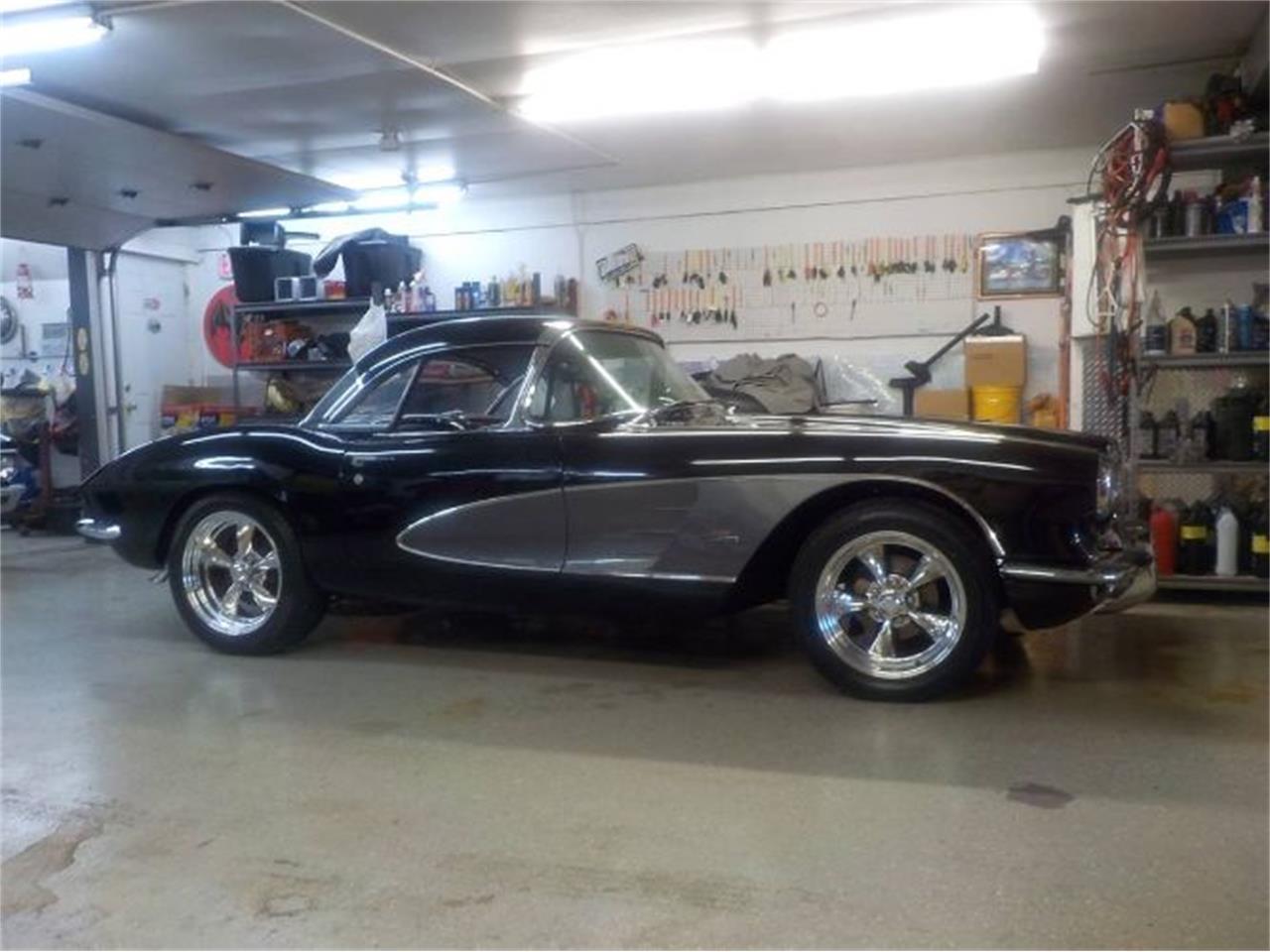 1961 Chevrolet Corvette (CC-1410860) for sale in Cadillac, Michigan