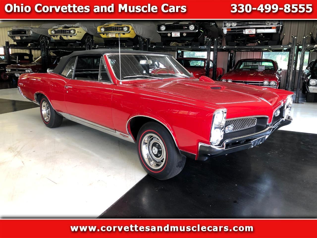 1967 Pontiac GTO (CC-1418605) for sale in North Canton, Ohio