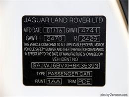 2017 Jaguar F-Type (CC-1418609) for sale in Addison, Illinois