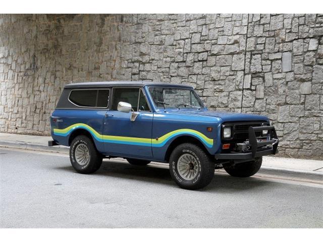 1980 International Scout (CC-1418629) for sale in Atlanta, Georgia
