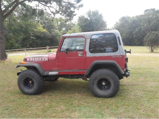1988 Jeep Wrangler (CC-1410863) for sale in Cadillac, Michigan