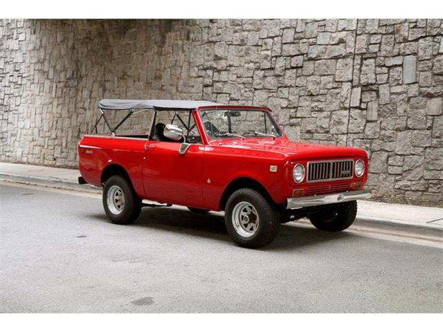 1973 International Scout (CC-1418632) for sale in Atlanta, Georgia