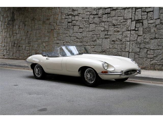 1968 Jaguar E-Type (CC-1418635) for sale in Atlanta, Georgia
