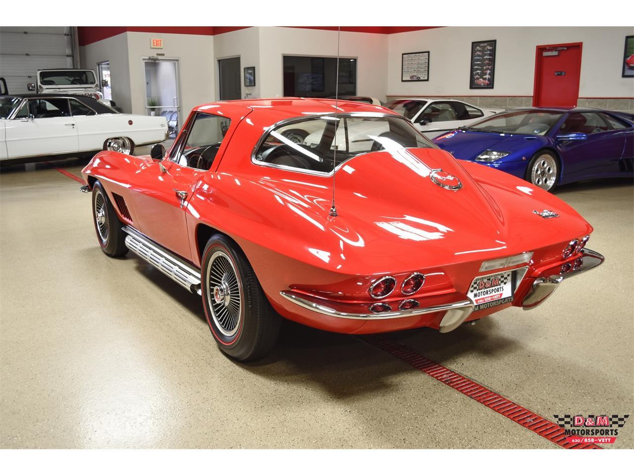 1967 Chevrolet Corvette (CC-1418637) for sale in Glen Ellyn, Illinois