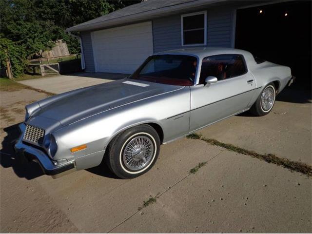 1977 Chevrolet Camaro (CC-1410864) for sale in Cadillac, Michigan