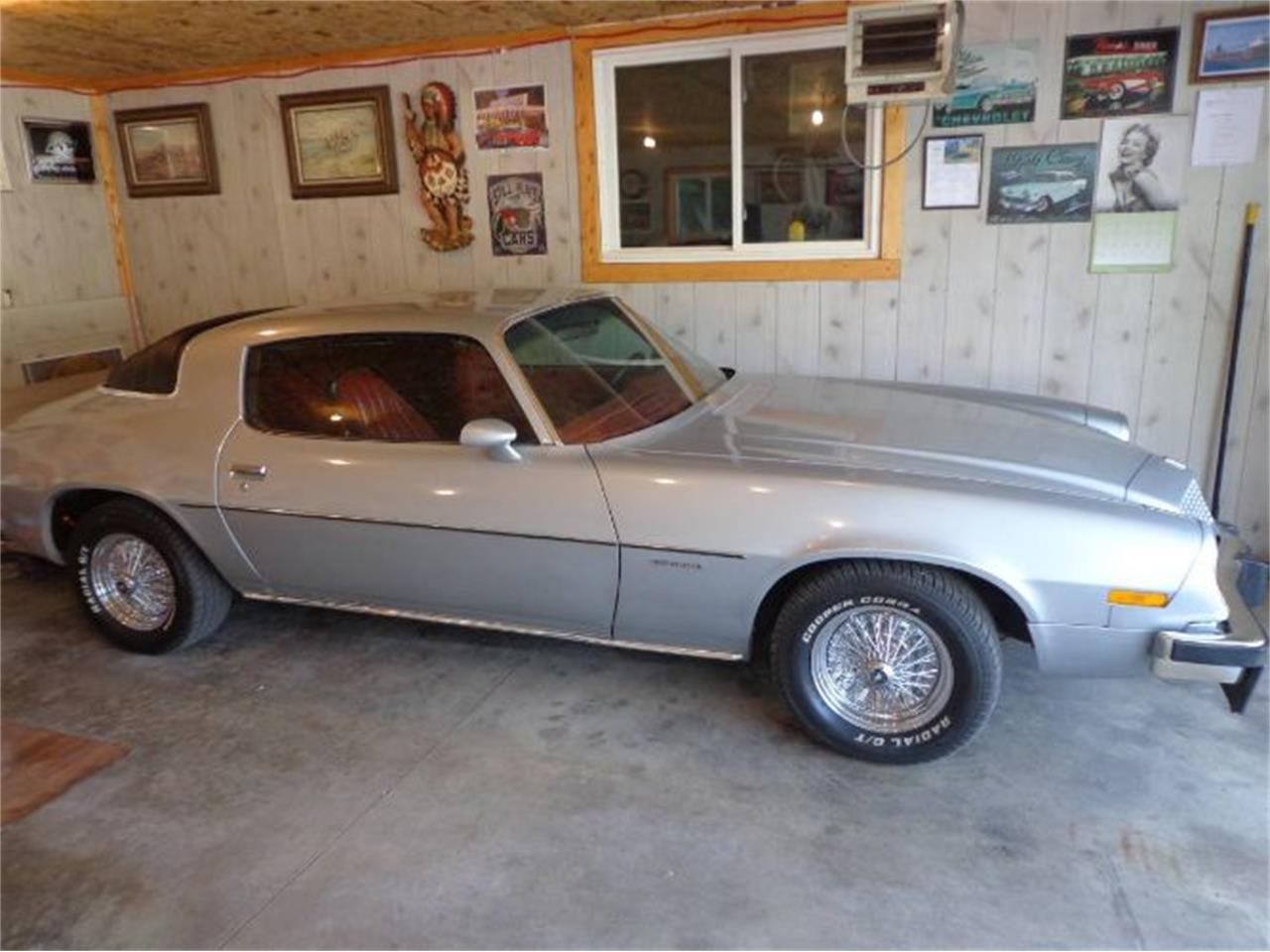 1977 Chevrolet Camaro (CC-1410864) for sale in Cadillac, Michigan