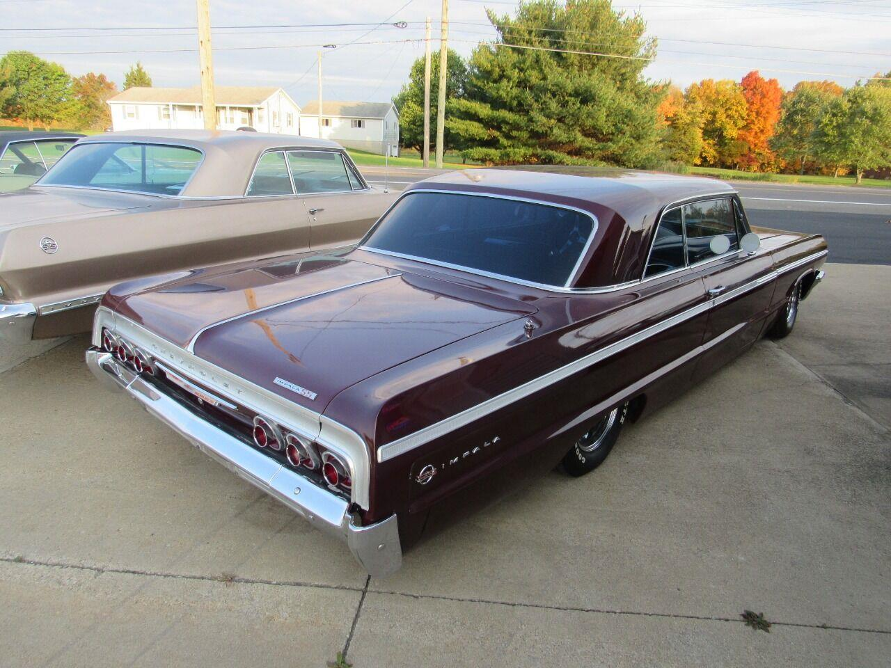 1964 Chevrolet Impala (CC-1418645) for sale in Ashland, Ohio