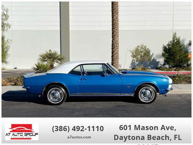 1967 Chevrolet Camaro RS (CC-1418660) for sale in Holly Hill, Florida
