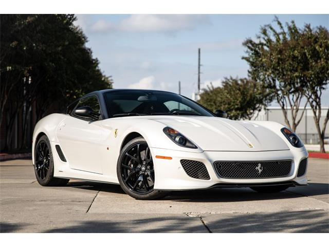 2011 Ferrari 599 GTO (CC-1418665) for sale in Houston, Texas