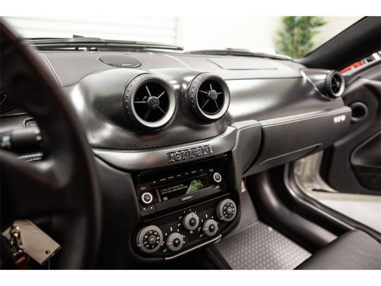 2011 Ferrari 599 GTO (CC-1418665) for sale in Houston, Texas