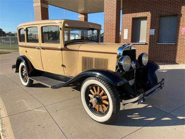 1930 Plymouth 4-Dr Sedan (CC-1418685) for sale in Davenport, Iowa