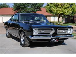 1968 Plymouth Barracuda (CC-1418687) for sale in LUBBOCK, Texas
