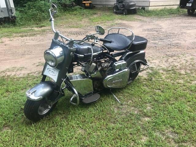 1961 Cushman Motorcycle (CC-1410869) for sale in Cadillac, Michigan
