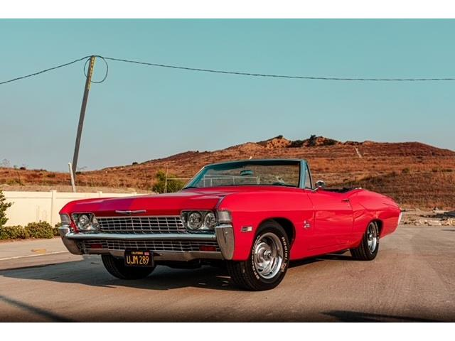 1968 Chevrolet Impala (CC-1418690) for sale in Porter Ranch, California