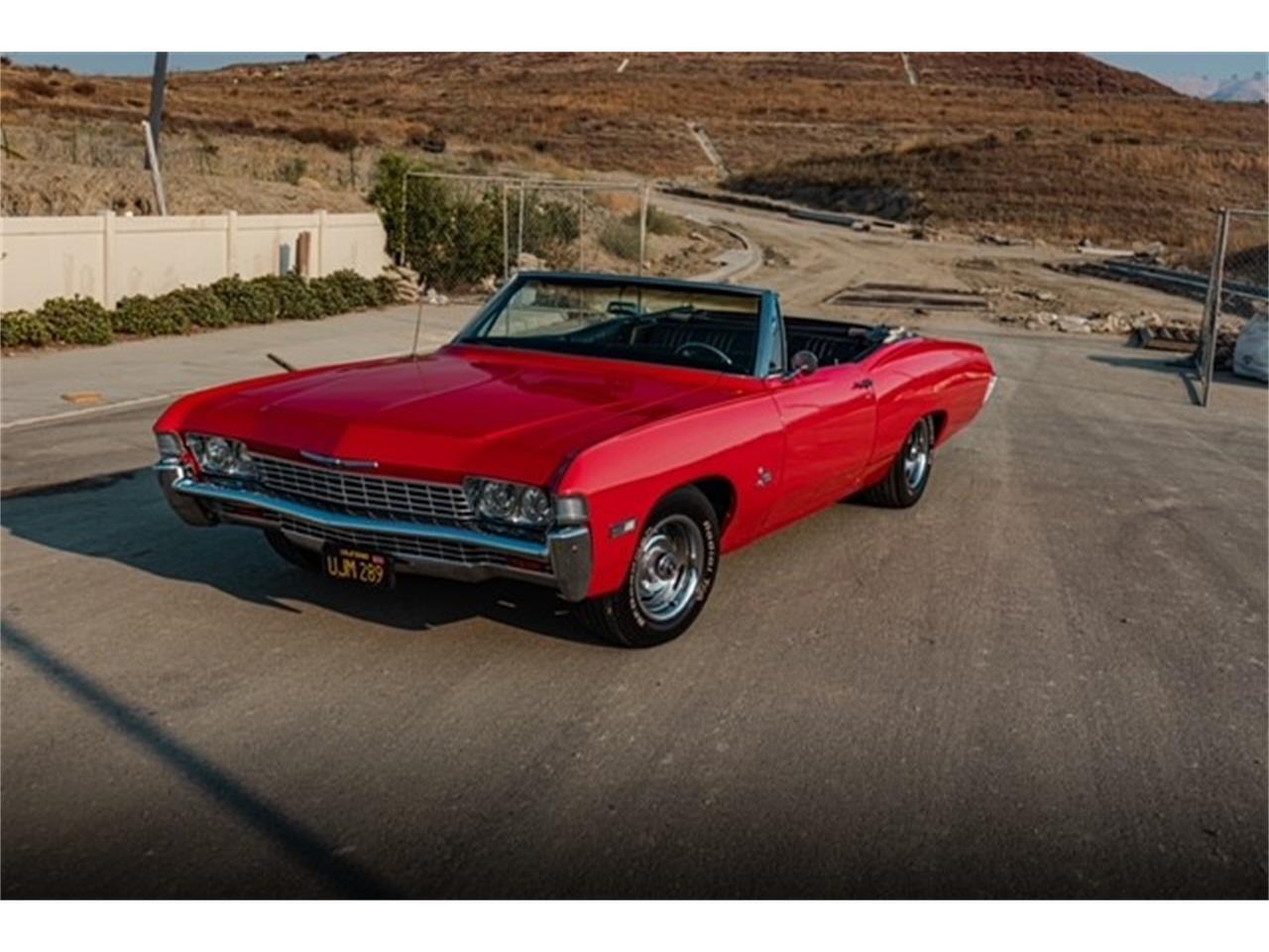 1968 Chevrolet Impala (CC-1418690) for sale in Porter Ranch, California