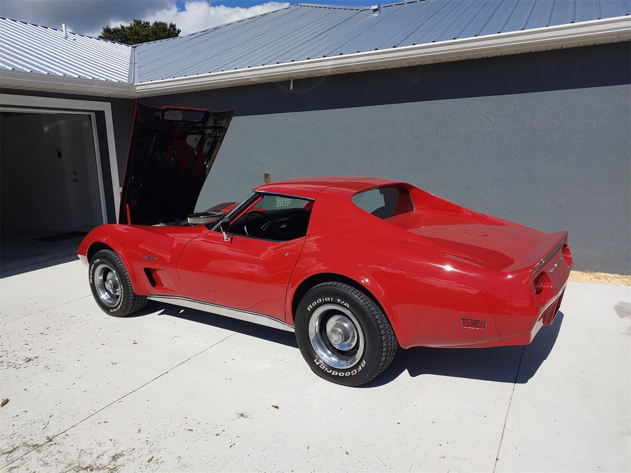 1974 Chevrolet Corvette (CC-1418692) for sale in Auburndale, Florida