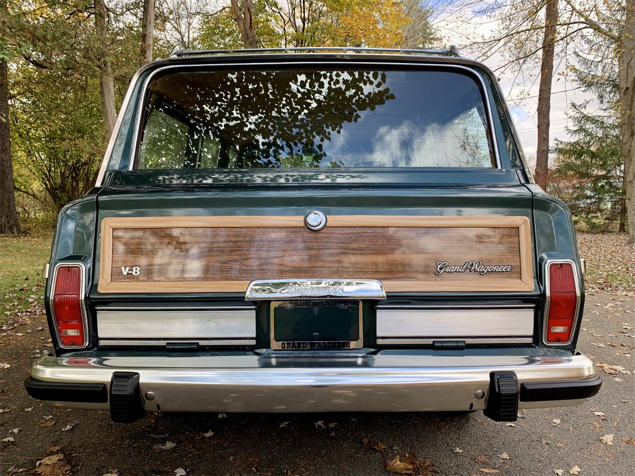 1985 Jeep Grand Wagoneer (CC-1418697) for sale in Bemus a Point , New York