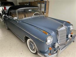 1959 Mercedes-Benz 220SE (CC-1418698) for sale in North Hollywood, California