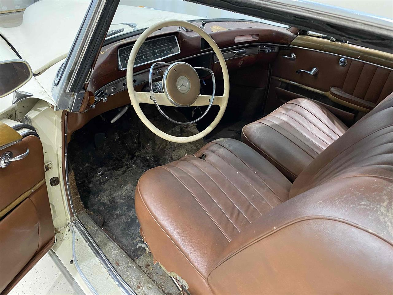 1960 Mercedes-Benz 220SE (CC-1418699) for sale in North Hollywood, California