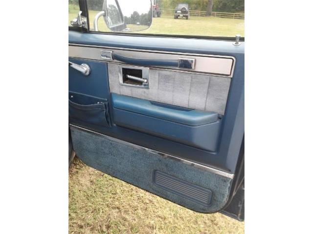1986 Chevrolet C10 (CC-1410870) for sale in Cadillac, Michigan