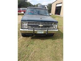 1986 Chevrolet C10 (CC-1410870) for sale in Cadillac, Michigan