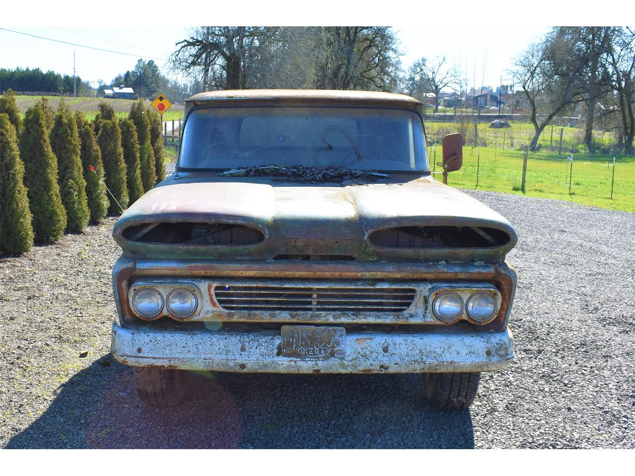 1960 Chevrolet C10 (CC-1418700) for sale in Yamhill, Oregon