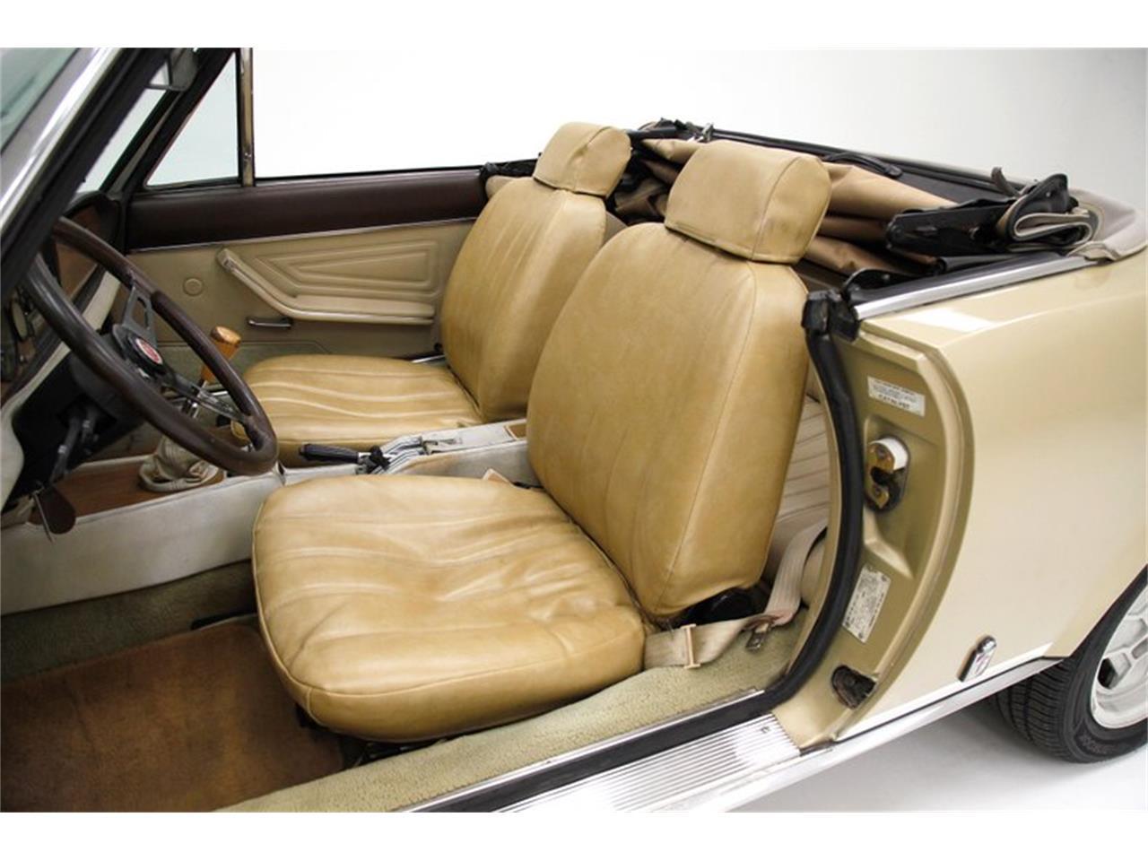 1981 Fiat Spider (CC-1418715) for sale in Morgantown, Pennsylvania