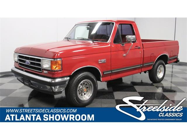 1991 Ford F150 (CC-1418724) for sale in Lithia Springs, Georgia