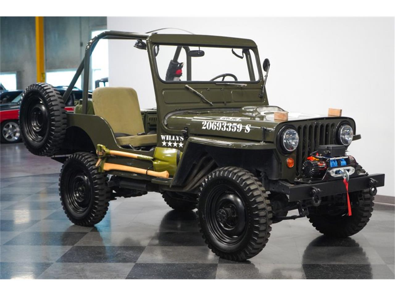 1952 Willys Jeep (CC-1418728) for sale in Mesa, Arizona