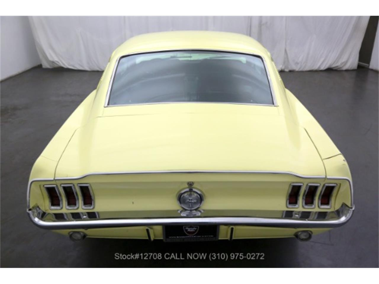 1967 Ford Mustang (CC-1418736) for sale in Beverly Hills, California