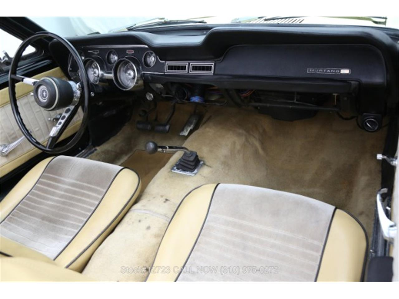 1967 Ford Mustang (CC-1418738) for sale in Beverly Hills, California