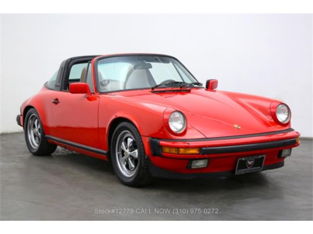 1986 Porsche Carrera (CC-1418741) for sale in Beverly Hills, California