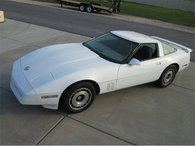 1985 Chevrolet Corvette (CC-1418747) for sale in Cadillac, Michigan