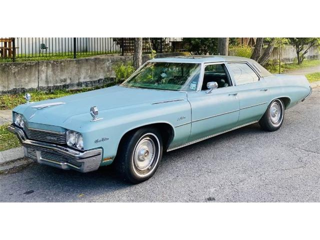 1972 Buick LeSabre (CC-1418750) for sale in Cadillac, Michigan