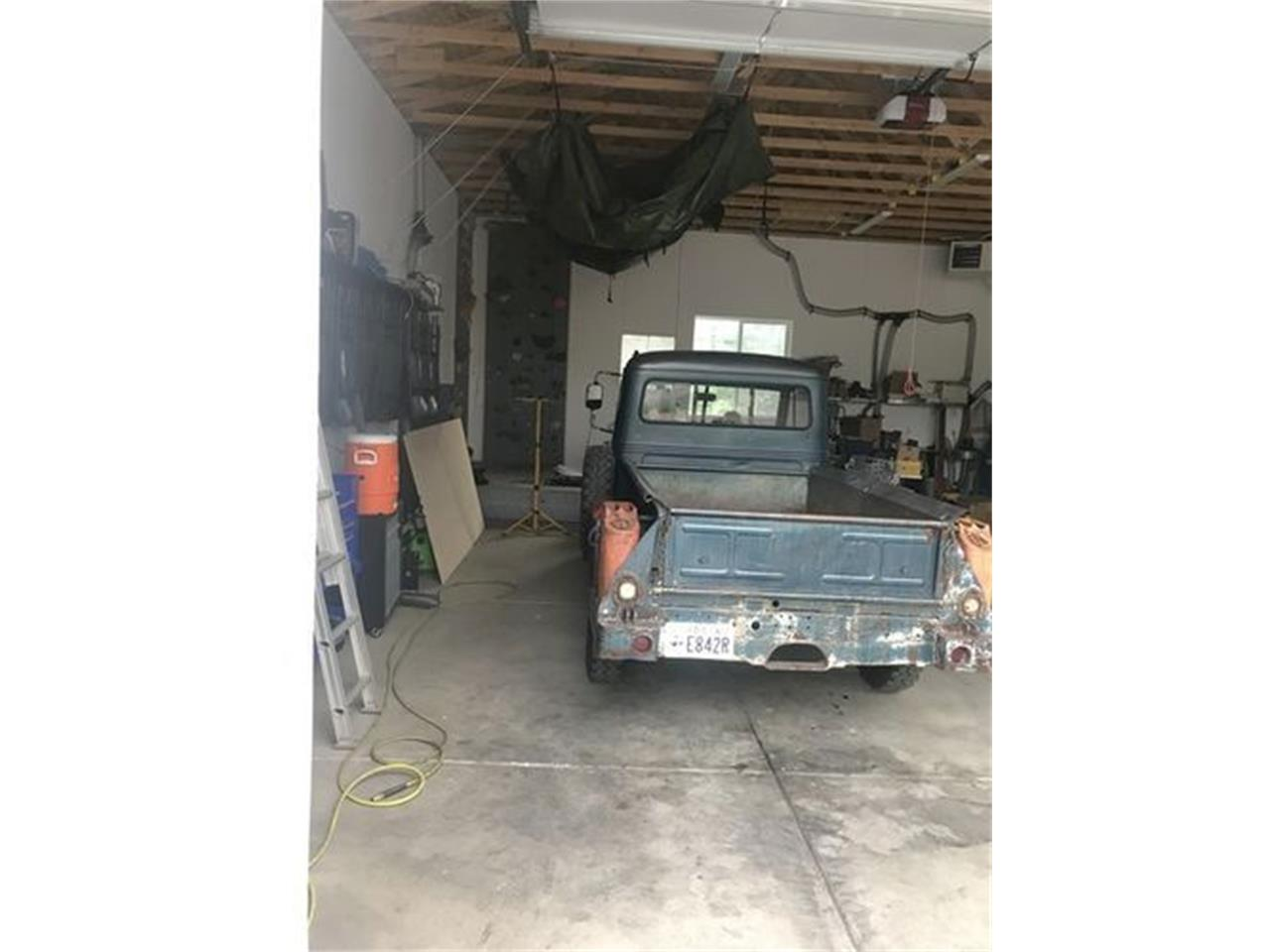 1955 Jeep Willys (CC-1418754) for sale in Cadillac, Michigan