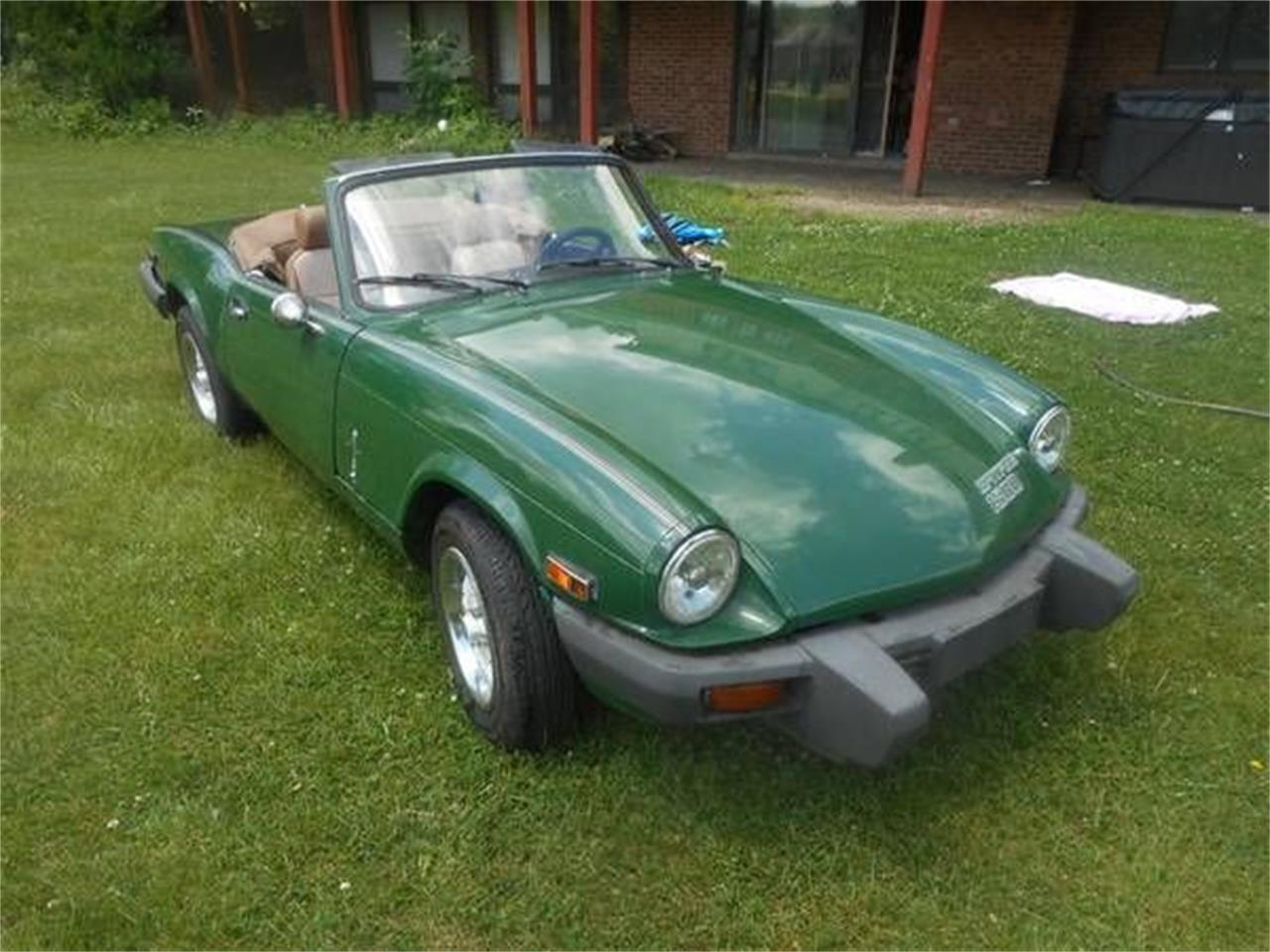 1979 Triumph Spitfire (CC-1418758) for sale in Cadillac, Michigan