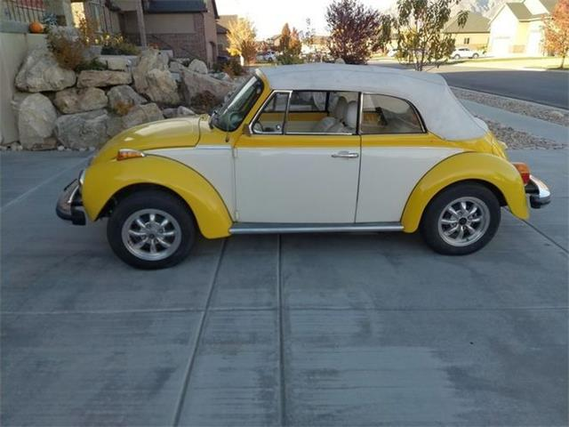 1979 Volkswagen Beetle (CC-1418762) for sale in Cadillac, Michigan